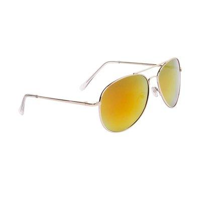 Pilotenbril, Gekleurde glazen, Geel