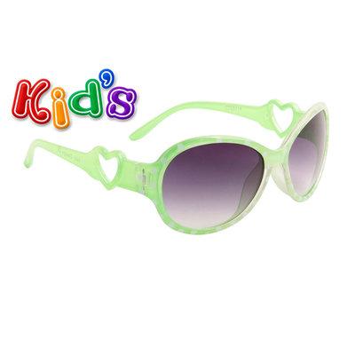 Kinder zonnebril, Dots, Groen