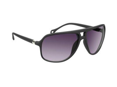 Gepolariseerde zonnebril sportief, Austin, Zwart