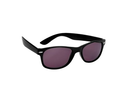 Wayfarer zonnebril, Collorado, Zwart