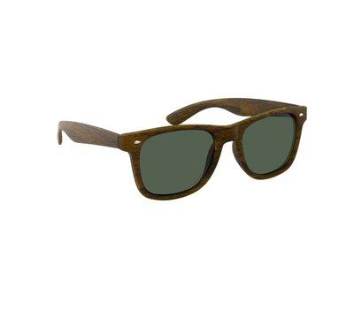 Houlook wayfarer zonnebril, Santa Ana, Bruin