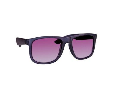Zonnebril San Diego, Wayfarer zonnebril zwart