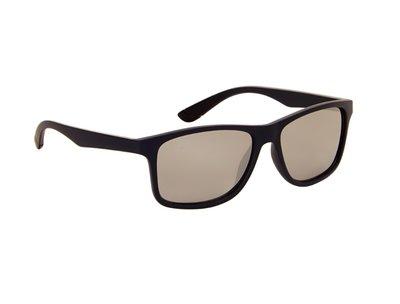 Wayfarer zonnebril, Paris, Grijze spiegelglazen
