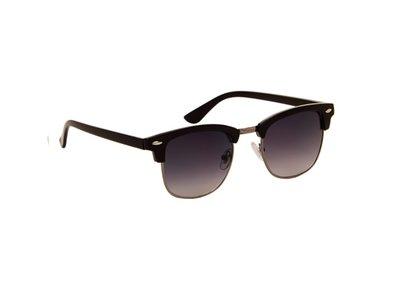 Gepolariseerde clubmster zonnebril, Las Palmas, Donkere glazen