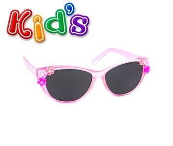 Kinder zonnebril wit
