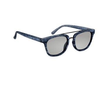 Houtlook zonnebril